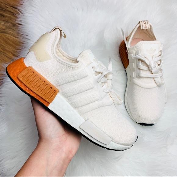 Adidas Nmd R Chalk White Tech Copper